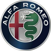 Alfa Romeo chapa boton Badge pin imperdible 58 mm