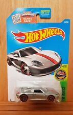 Hot Wheels Porsche Carrera GT 2016 HW Exotics ZAMAC 1 64 3