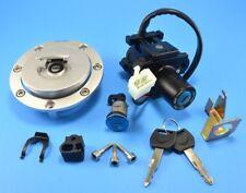 Honda CBR1000RR 04-07 CBR600RR Ignition Switch Lock Fuel Gas Cap Key Set