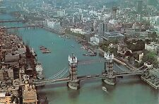 BR90432 london tower bridge and the city  uk