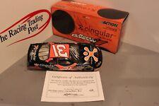 2003 Robby Gordon Cingular Reverse 1/24 Action NASCAR Diecast Autographed