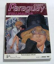 JOHNNY PARAGUAY . 2 . STALNAKER . MALIK . BD EO
