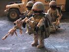 PLAYMOBIL CUSTOM US NAVY SEAL UNIF.DESERT (IRAK-2003) REF-0189 BIS