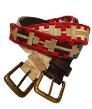 ''Pilar'' 100% Argentine Cow Leather Polo Belt