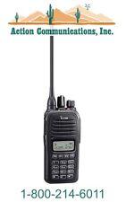 NEW ICOM IC-F2000T-25, UHF 450-512 MHZ, 4 WATT, 128 CHANNEL TWO WAY RADIO