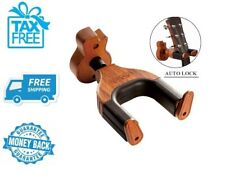 New Wood Guitar Wall Mount Hanger Hook Holder Acoustic Electric Classical Stand