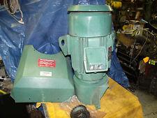 NEW Lightnin Series 10 agitator mixer Reliance 7.5 HP 865 RPM motor and shield
