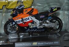 ROSSI COLLECTION Honda RC211V World Champion 2002    1:18