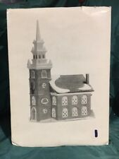 "Department 56 / Heritage Village Nev #59323 ""Old North Church"""