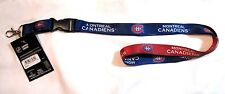 """Montreal Canadiens 22"""" Lanyard with Detachable Buckle"""