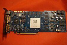 ♥✿♥ Zotac NVIDIA GeForce GTX 260 mgt8012yb 12v scheda grafica. difettoso