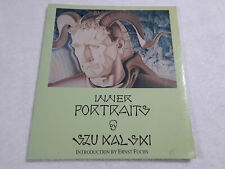 Inner Portraits by Stanislav Szukalski Last Gasp art sculpture