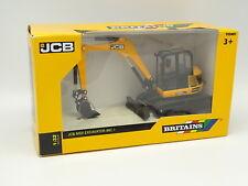 Britains Travaux Publics TP 1/32 - JCB Midi Excavator 86C-1