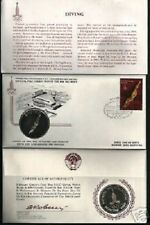 RUSSIA 1980 MOSCOW OLYMPIC DIVING SILVER COIN + FDC UNC CURRENCY STAMP CCCP USSR