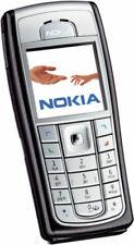 Original Nokia 6230i Cover Oberschale + Tastatur Nokia 6230  grau anthrazit Neu