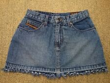 LEE 1889 Jeans Mini Skorts Fringe w/built-in Shorts