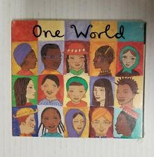 One World by Various Artists (CD, Jul-1996, Putumayo) Brand New