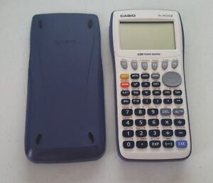 Casio fx-9750GII USB Power Graphic Scientific Calculator LCD With Sliding Cover