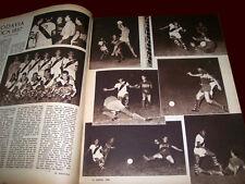 SOCCER BOCA vs VASCO DA GAMA - Original El Grafico #2003 magazine 1958