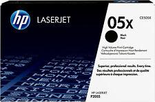 Toner HP 05x Ce505x negro 6500 Páginas P2050