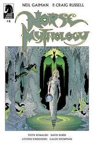 Neil Gaiman Norse Mythology #1-4 | Select Cover A & B | Dark Horse Comics 2020