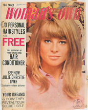 Weekly Woman's Own Magazines for Women
