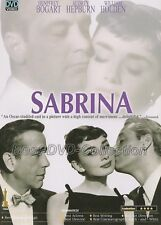 Sabrina (1954) - Humphrey Bogart, Audrey Hepburn - DVD NEW