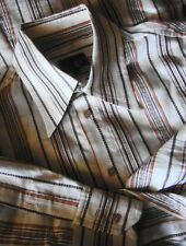 SHIRT man vintage 90's JUST CAVALLI  TG. 48 circa M  NEW! made in Italy