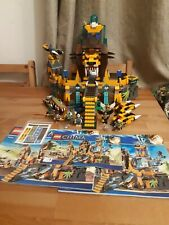 Lego- Legends Of Chima: Fhe Lion CHI Temple (70010)