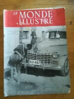 LE MONDE ILLUSTRE - N°4436 - 1947 GRECE