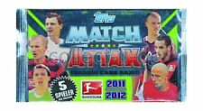 Match Attax 11/12 - 1 Booster