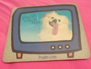 Puggys Comedy Hour Mouse Pad