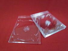 200 Blu-Ray DVD Tray Digitray w/Blu-Ray Logo, Transparent PSD26, Sales!