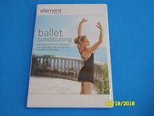 Element Ballet Conditioning By Elise Gulan Dvd