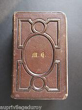 PAROISSIEN ROMAIN Très Complet, à l'Usage du DIOCESE D'ANGERS, 1858.