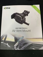 iOttie Easy One Touch 4 Air Vent Mount - Black ... FREE SHIPPING ... A5