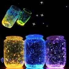 Fluorescent Luminous Glow Sand Stone In the Dark Environment Aquarium Tank Decor