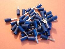 Hoja Azul 10.5mm X 2.2mm Crimp Terminal Qty = 50