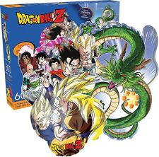 Dragon Ball Z double sided shaped 600 piece jigsaw puzzle 600mm x 375mm (nm)