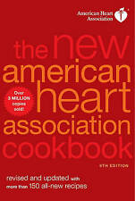 NEW The New American Heart Association Cookbook, 8th Edition