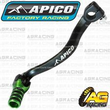 Apico Black Green Elite Gear Pedal Lever Shifter For Kawasaki KX 65 Suzuki RM 65