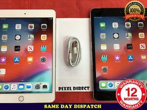 GRADE A/B Apple iPad mini 5th Generation 64GB 256GB Wi-Fi Or Cellular 4G iOS 14