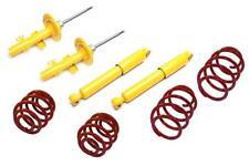 suspension lowering kit springs shock absorber VW T5 Transporter Van Bus -40mm