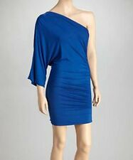 TART COLLECTIONS PERUGIA ONE SHOULDER DRESS NEW MEDIUM PURPLE MADE IN USA