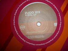 """Zuco 103 – 4-Way EP (12"""")"""