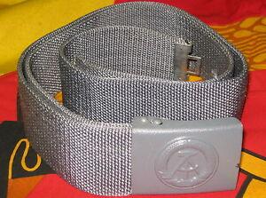 DDR Nva Cintura Tommaso Grigio 80 CM - 130 CM