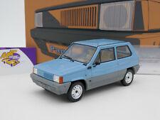 "Laudoracing LM132A2-2 # Fiat Panda 30-45 Baujahr 1980 "" azzuro bahia "" 1:18 NEU"