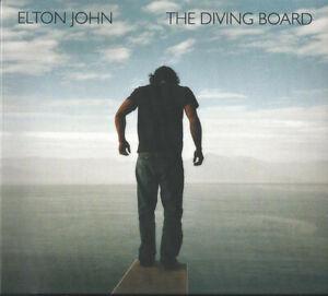 Elton John – The Diving Board CD Deluxe Ed Mercury 2013 NEW/SEALED Digisleeve