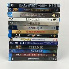 Blu Ray HD Movies Various Options Your Choice