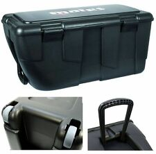Mares - Gear Gulper Storage &Transport Box with Wheels & Pull Out Trolley Handle